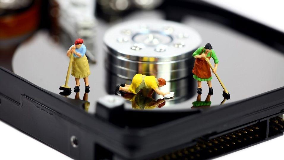 GUIDE: På tide å rengjøre PC-en