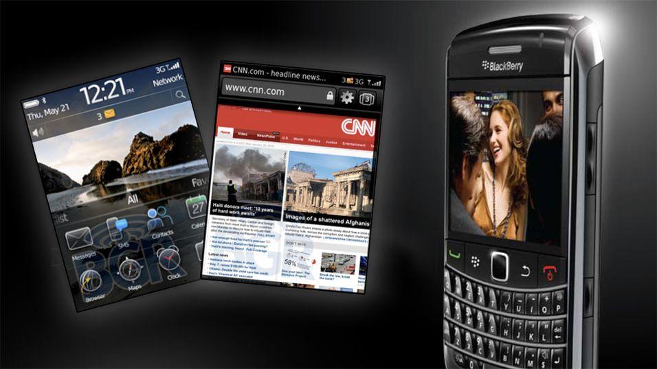 Slik blir nye Blackberry