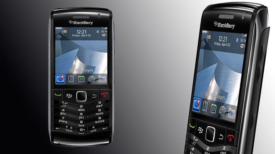 Verdens minste Blackberry