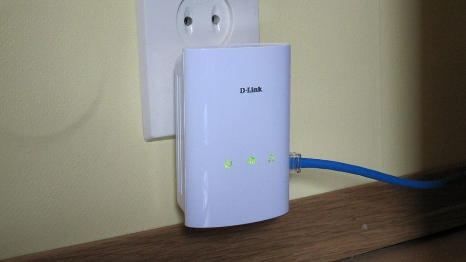 TEST: D-Link PowerLine DHP-307