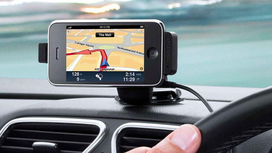 TEST: Test: Gjør iPhone til en fullblods GPS