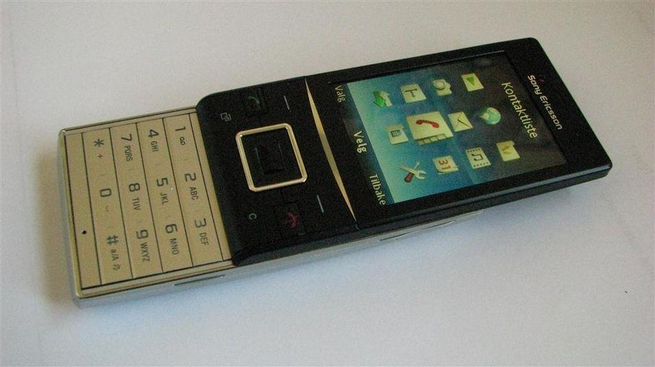 TEST: Sony Ericsson Hazel