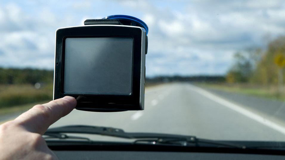 EU vil kreve GPS-sporing i bilen din