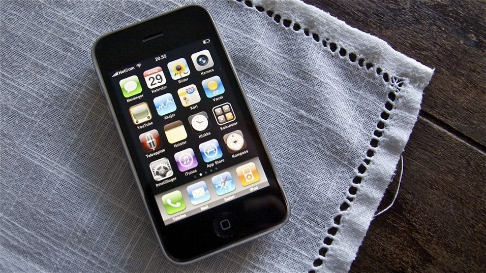 - Apple vil ikke godkjenne WiMP