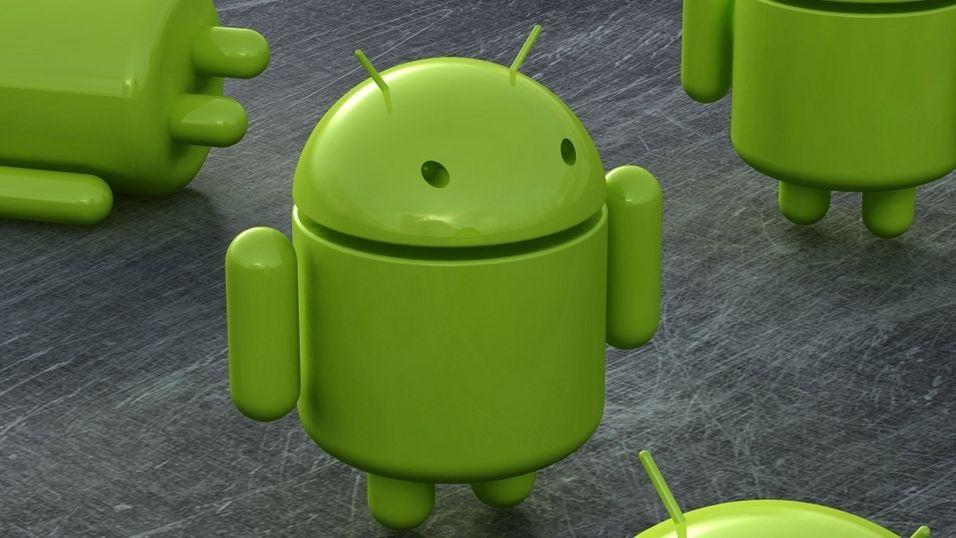 Slik blir nye Android