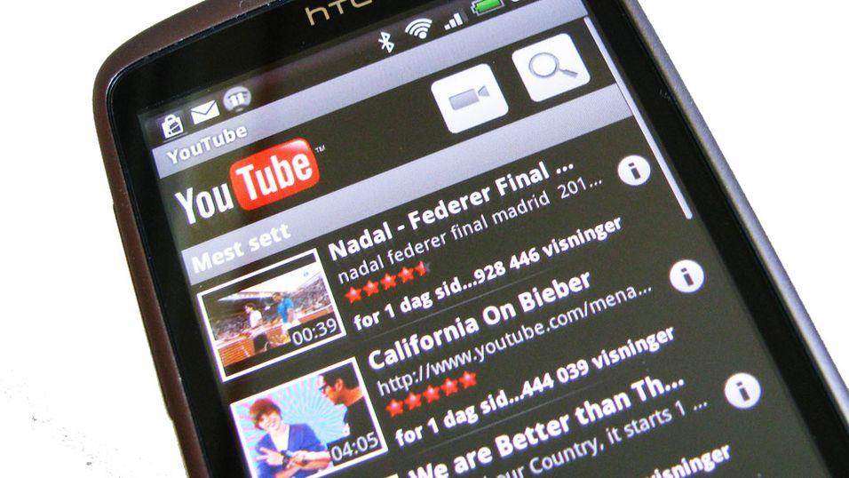 Viser 23 000 videoer i sekundet