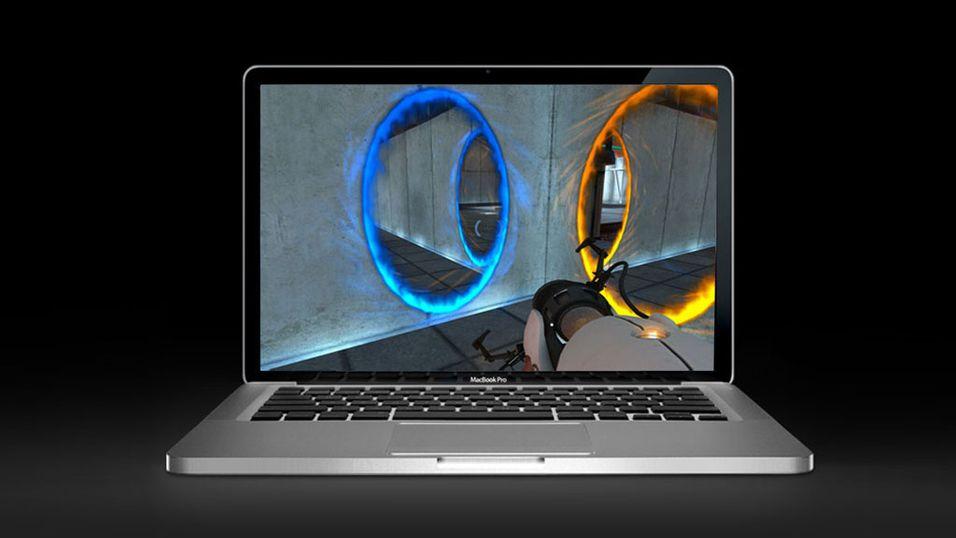 Windows gruser Mac OS i spilltest