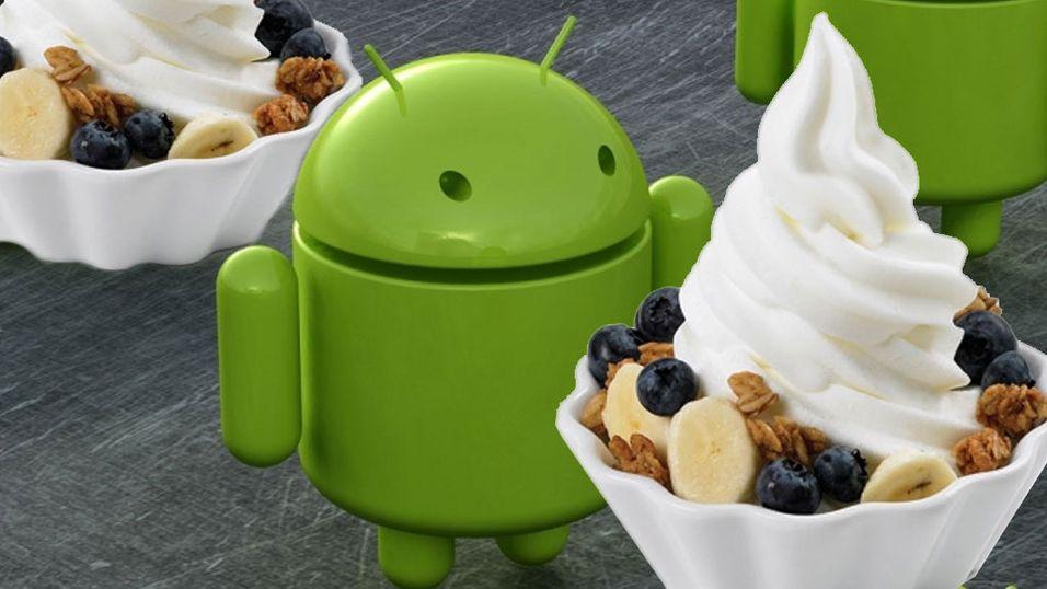 Fullt av godbiter i Android 2.2