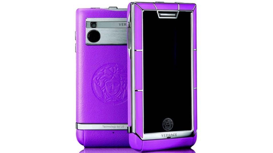 Nå kommer Versace-mobilen