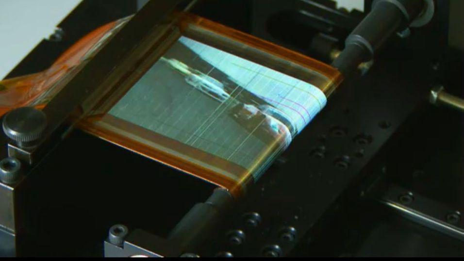 Sony lanserer ultrabøybar skjerm