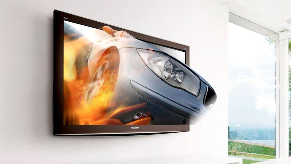 – 3D er best på plasma