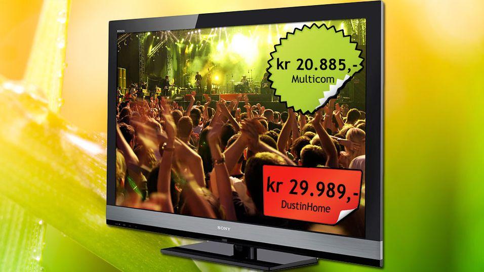 Du kan spare 9000 kr på én TV