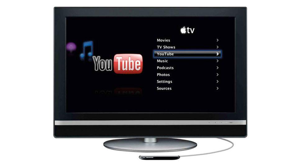 Apple TV krymper til iPhone-størrelse