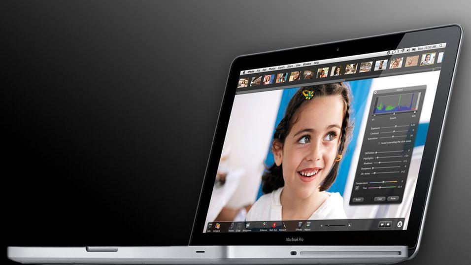Spionprogram rammer Mac-brukere