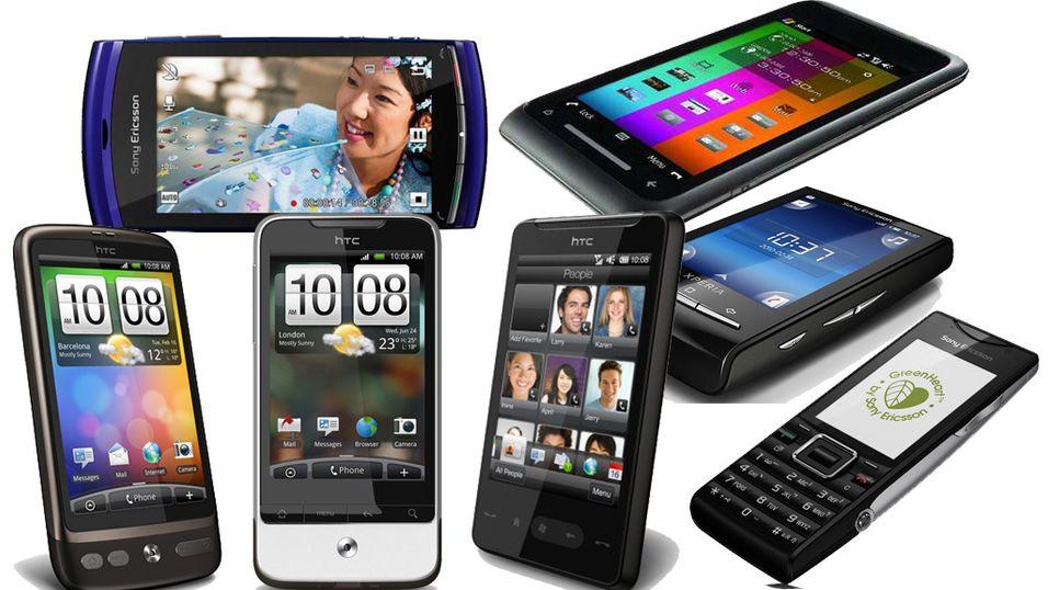 Dette er våre 10 favoritt-mobiler
