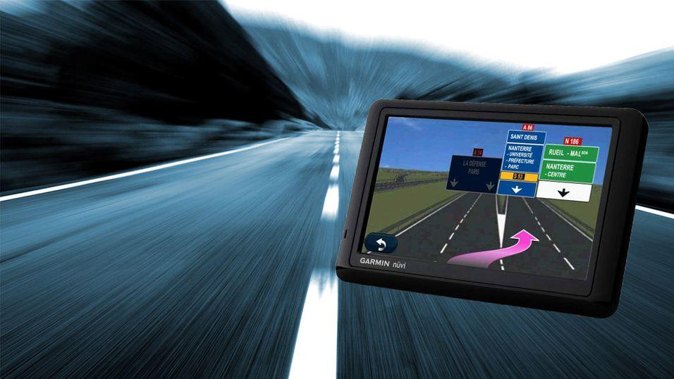 GPS-en bestemmer veiavgiften