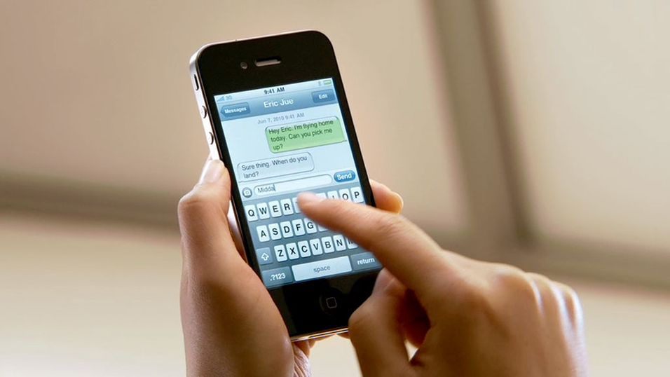 VIDEO: Se iPhone 4 i aksjon