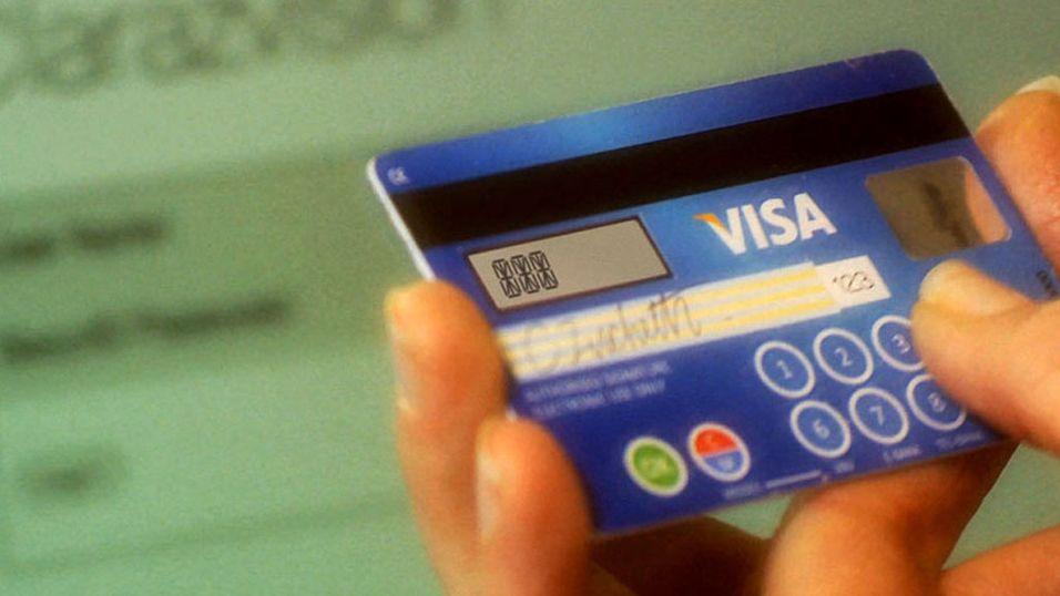 Svindelsikre Visa-kort klare for Norge
