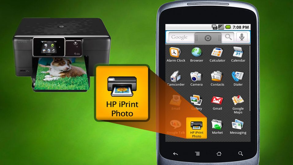 HP gjør mobilutskrifter til en lek