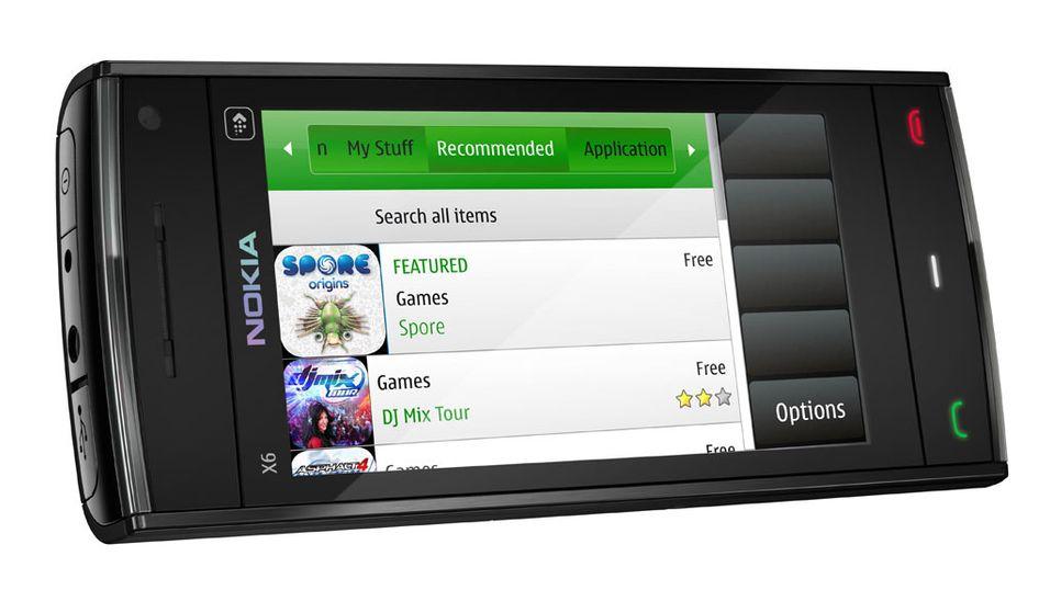 Billigere Nokia X6 lansert
