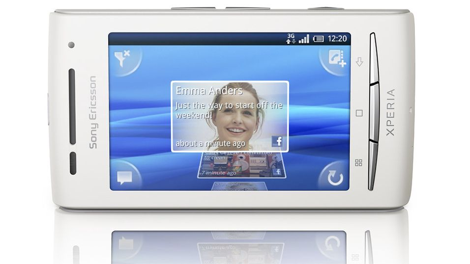 Sony Ericsson lanserer Xperia X8
