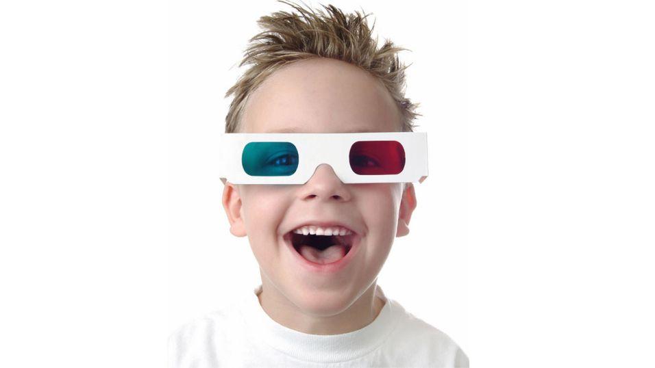 Én av ti nordmenn kan ikke se 3D