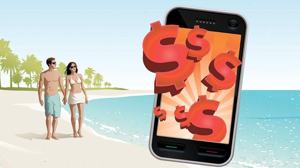 Supertipset for mobil i utlandet