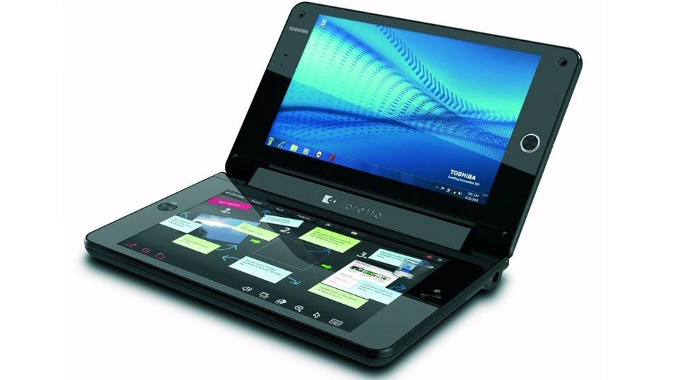 Lekker lomme-PC fra Toshiba