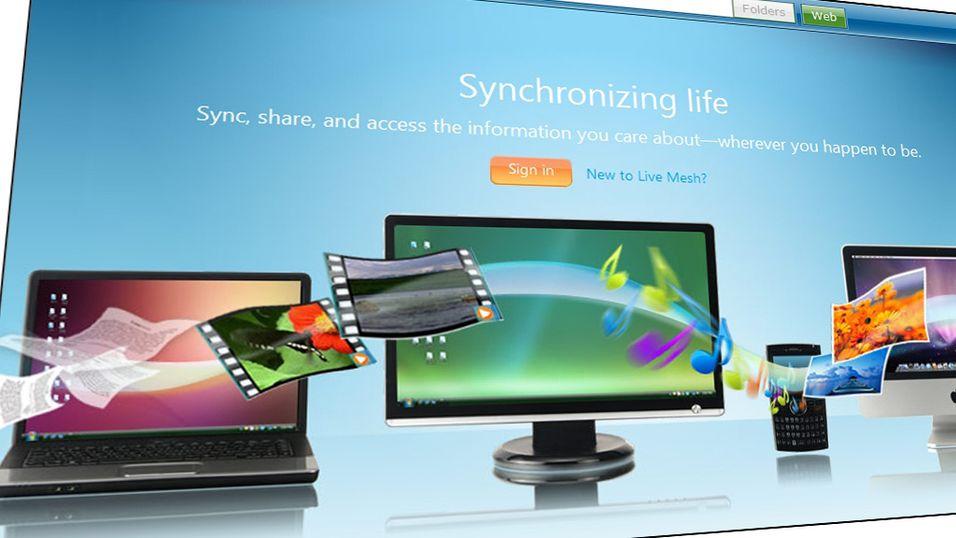 Sjekk ut nye Windows Live