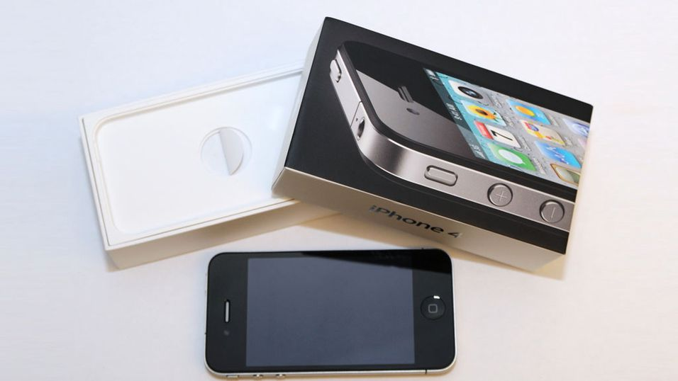 VIDEO: Her er iPhone 4