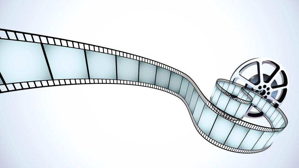 Ser du film i finværet?