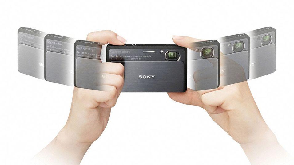 Nye råtasser fra Sony