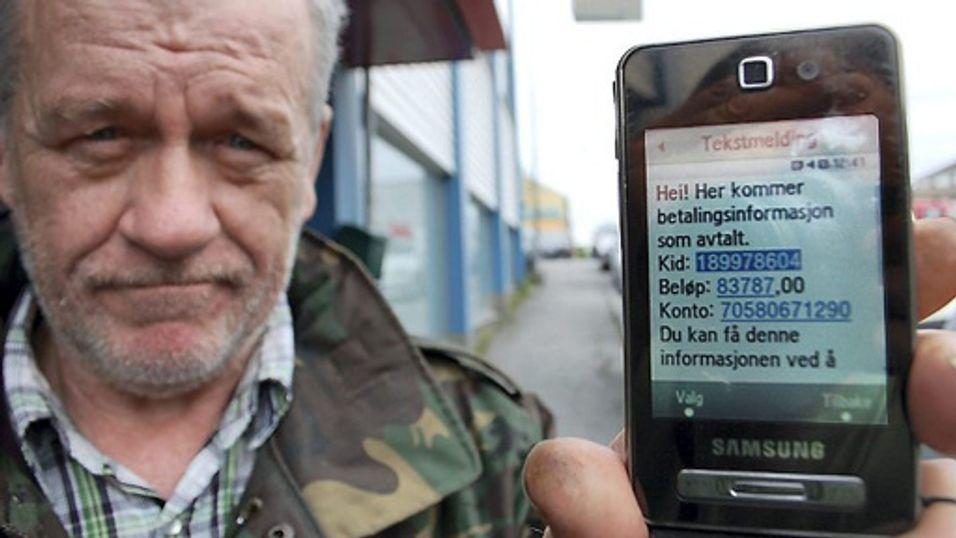 Fikk sjokkregning på nettsurfing i Norge