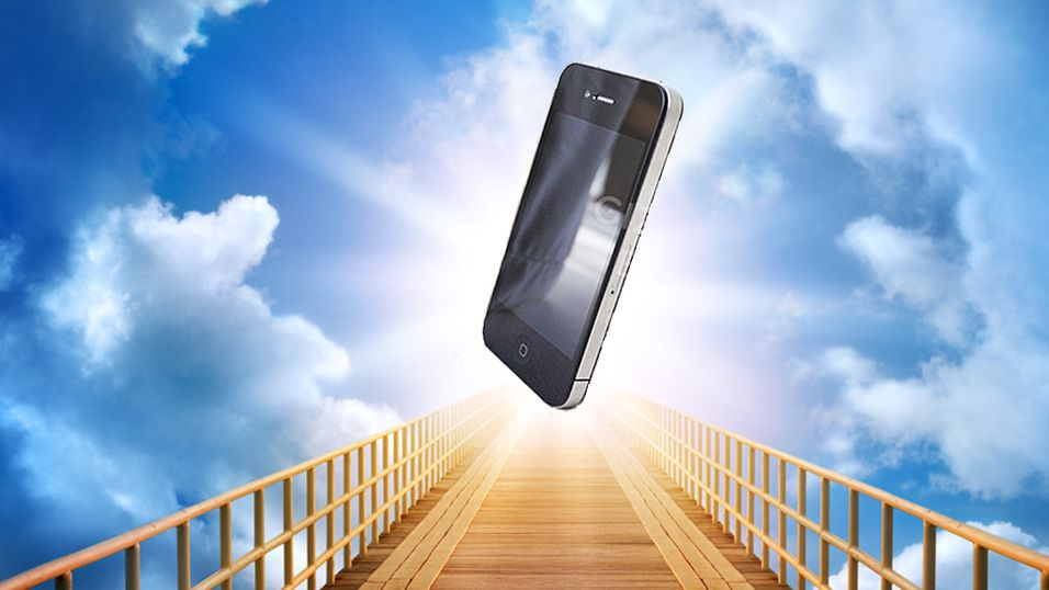 iPhone 4 selges uten abonnement