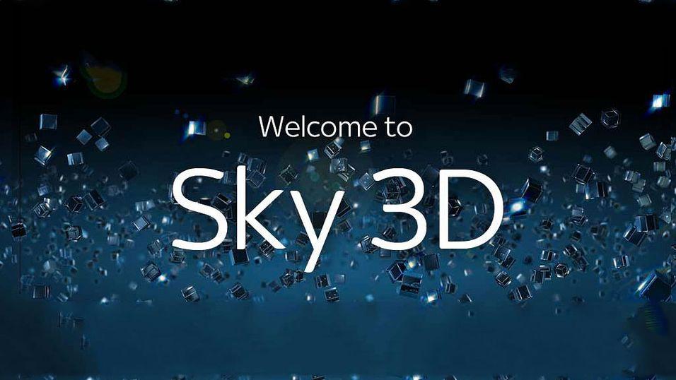 Nå kommer den første 3D-kanalen