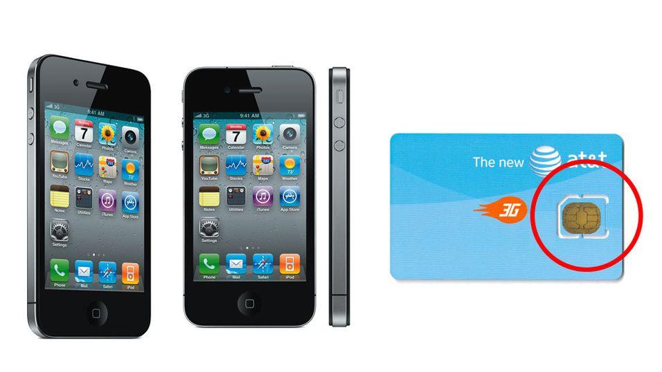 Disse har micro-SIM