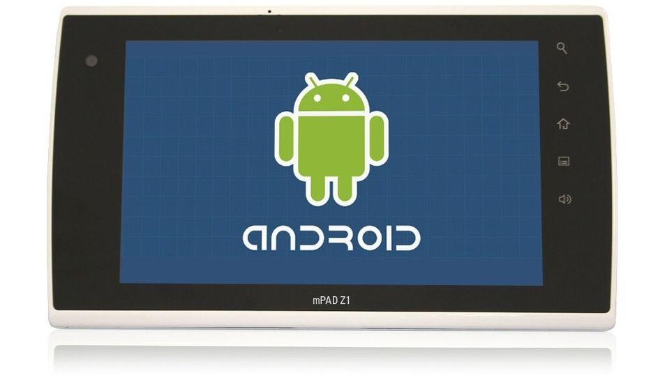 Nytt Android-brett klart for Norge