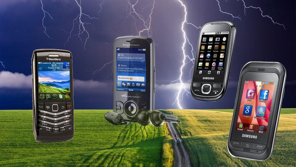 Se de nye august-mobilene