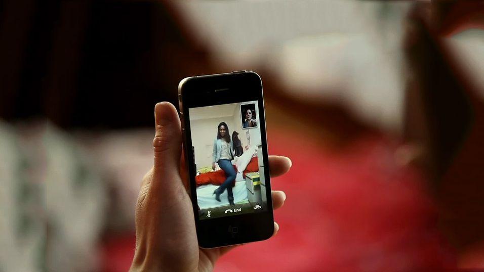 iPod får videosamtaler