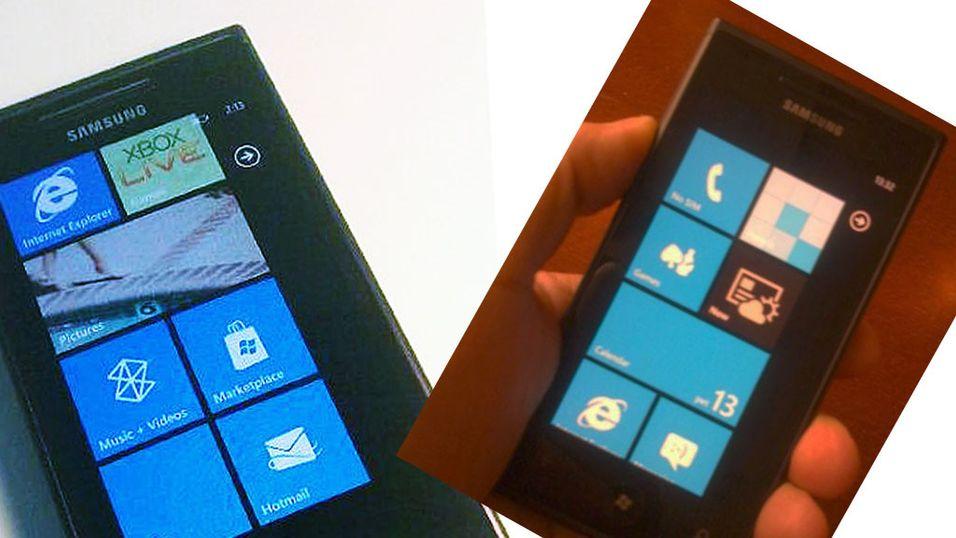 Se Samsungs nye Windows Phone
