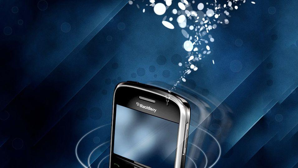 Blackberry må halvere prisene