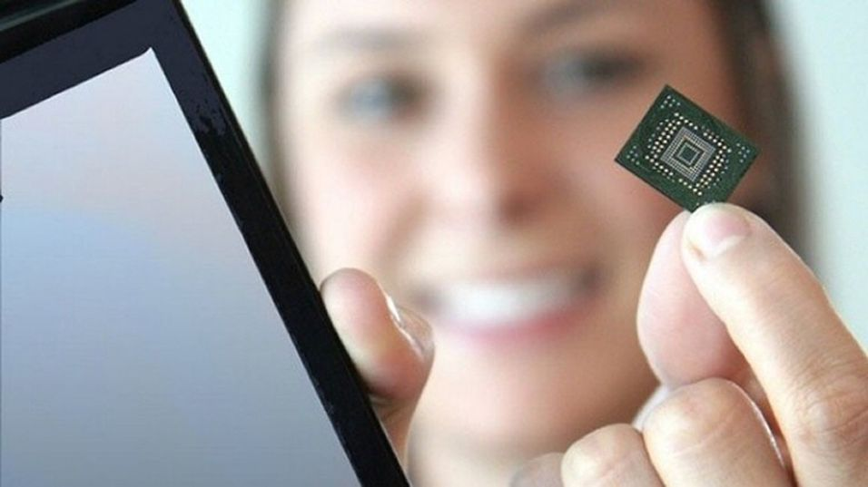 Verdens minste SSD