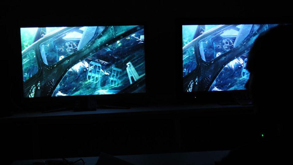 TEST: Blindtest: LED vs vanlig LCD