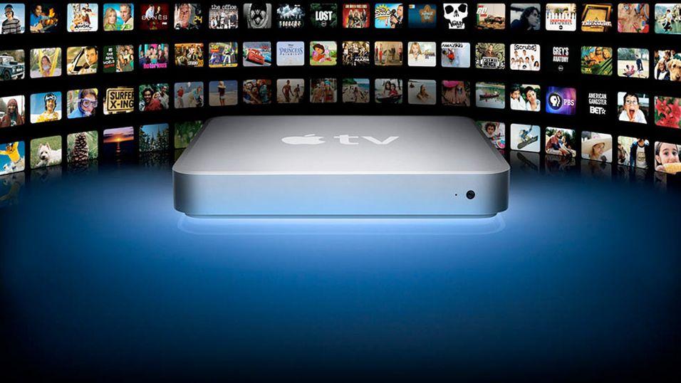 –Apple vil drepe kabel-TV