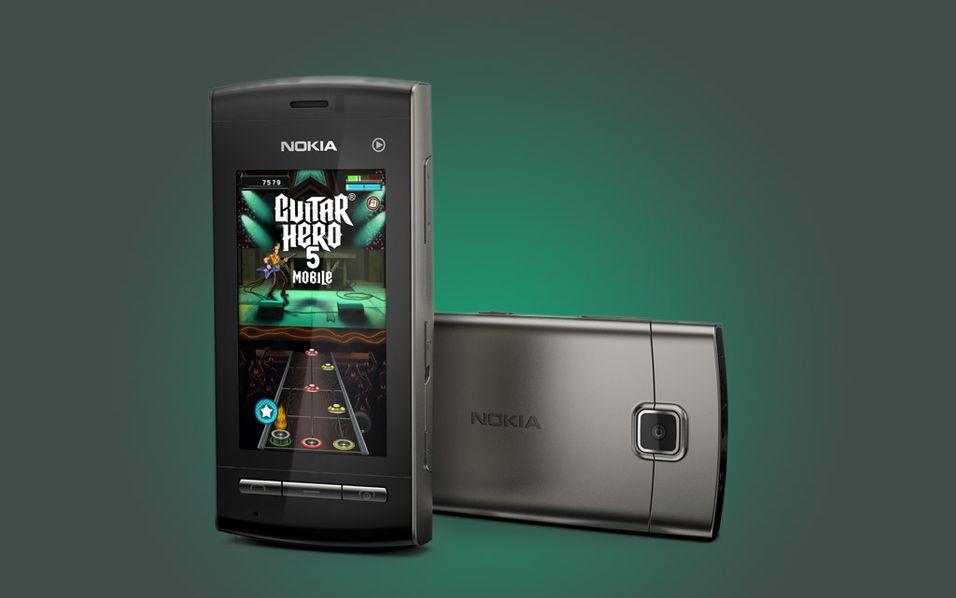 Nokia lanserer 5250