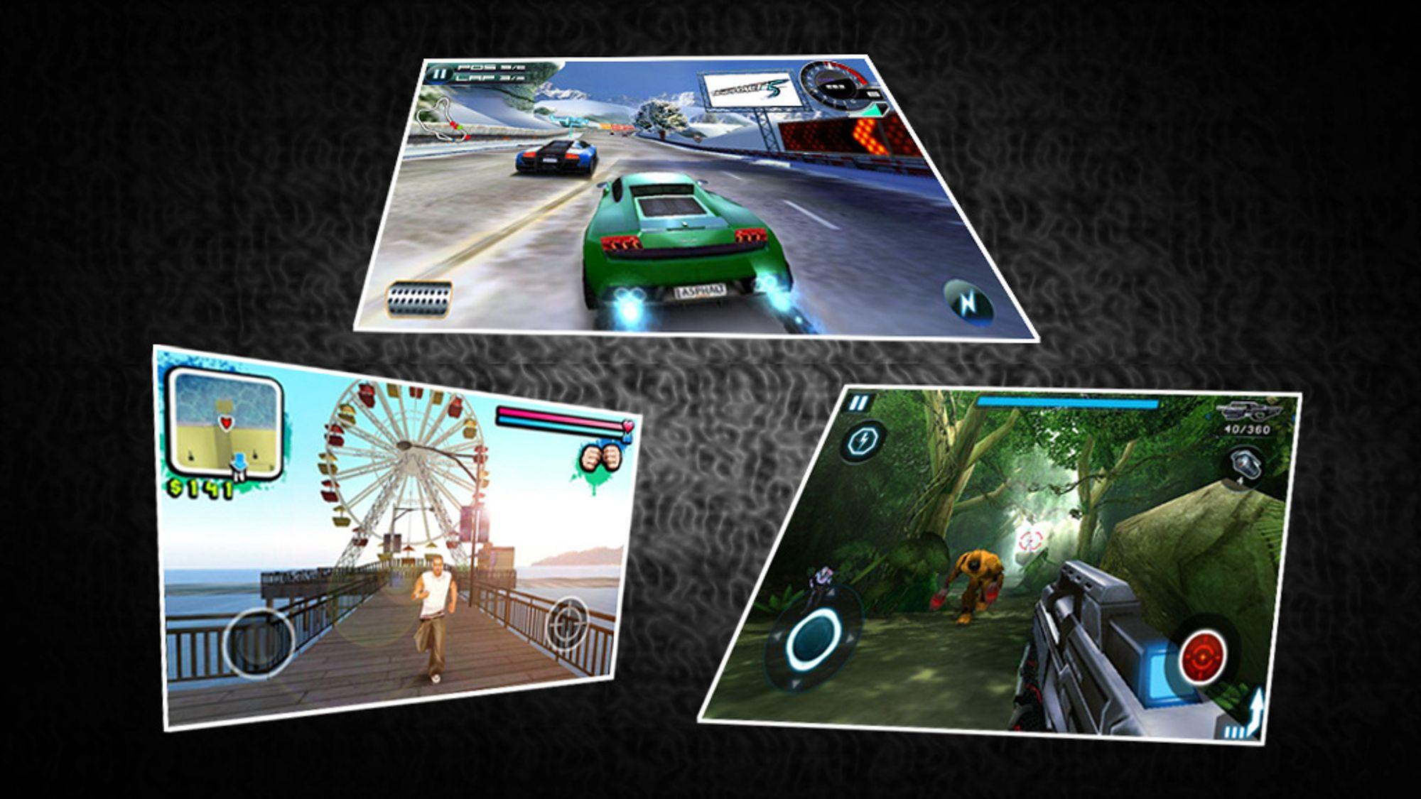Windows mobil – Spill spilleautomater på din smarttelefon