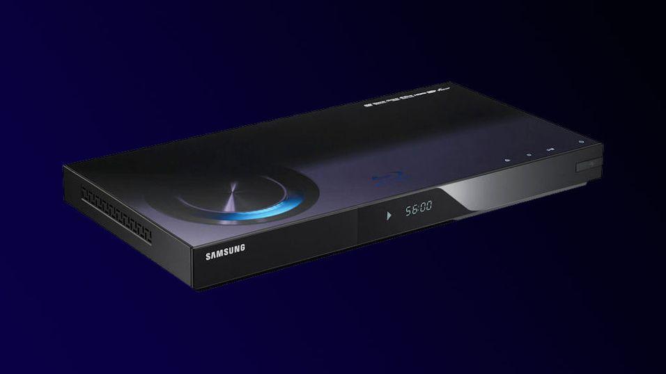 TEST: Samsung BD-C6900