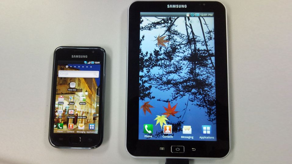 VIDEO: Galaxy Tab vist frem i Korea
