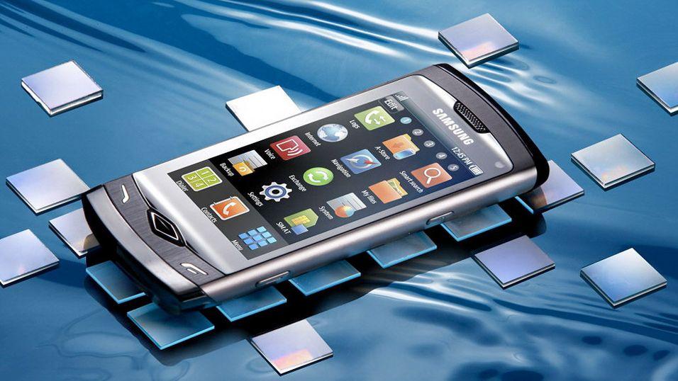 Vant du en Samsung Wave?