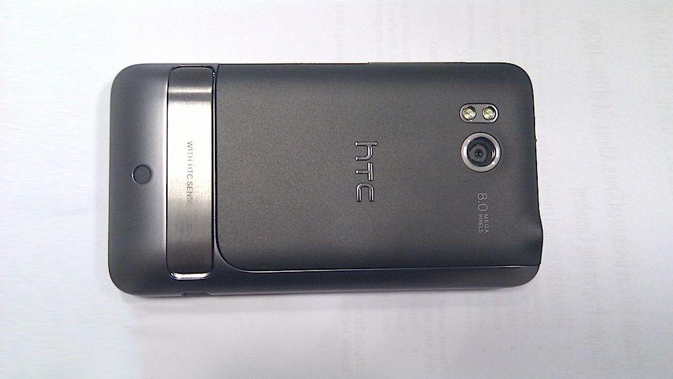 Lekker ny mobil fra HTC
